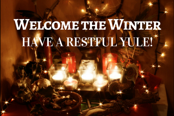 Yule - Welcome the Winter