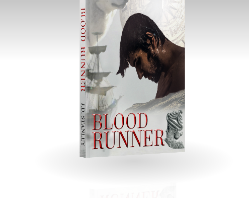 Blood Runner fantasy book