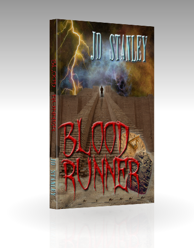 Blood Runner - dark fantasy