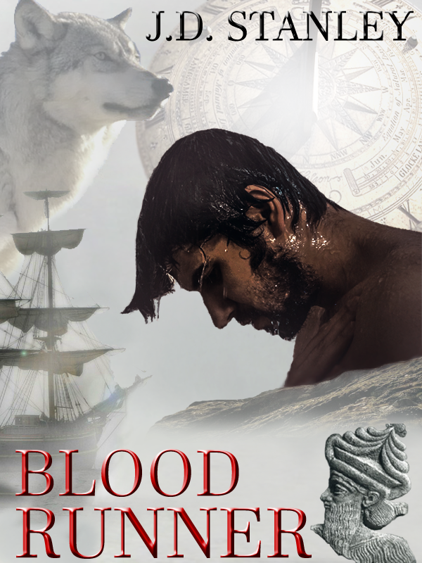 Blood Runner - Historical Fantasy