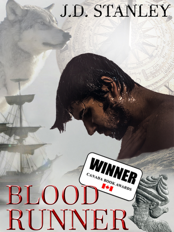 Buy Blood Runner Today