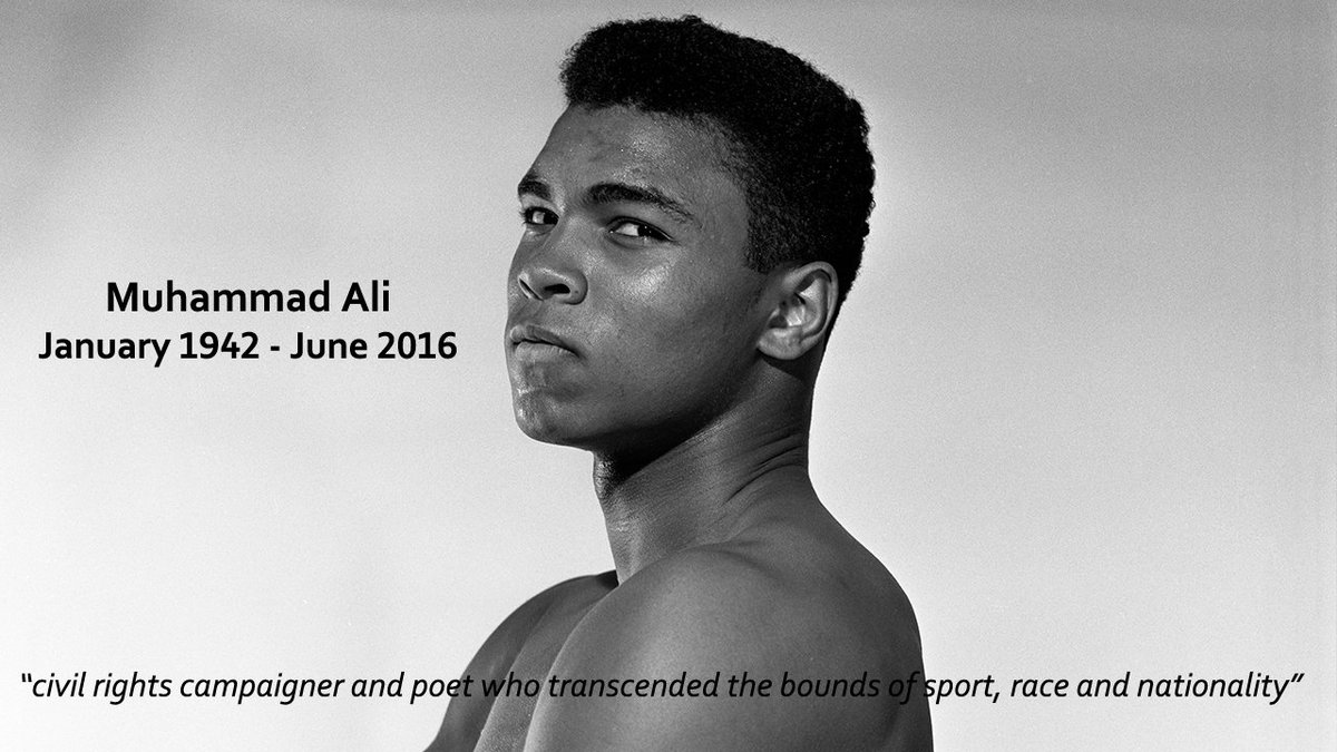 Muhammad Ali remembered