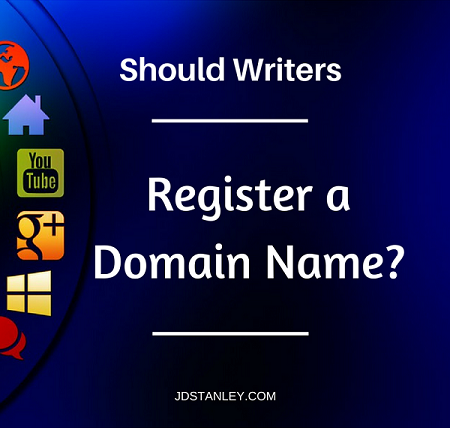 should-writers-register-a-domain-name
