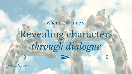 Revealing Characters through dialogue