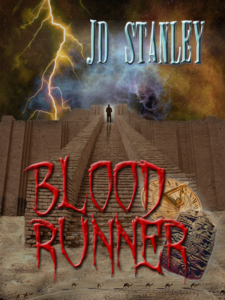 book list - Blood Runner by JD Stanley