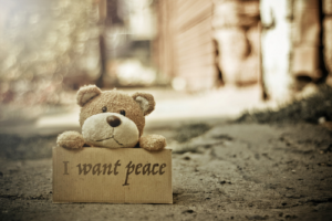 introverts want peace