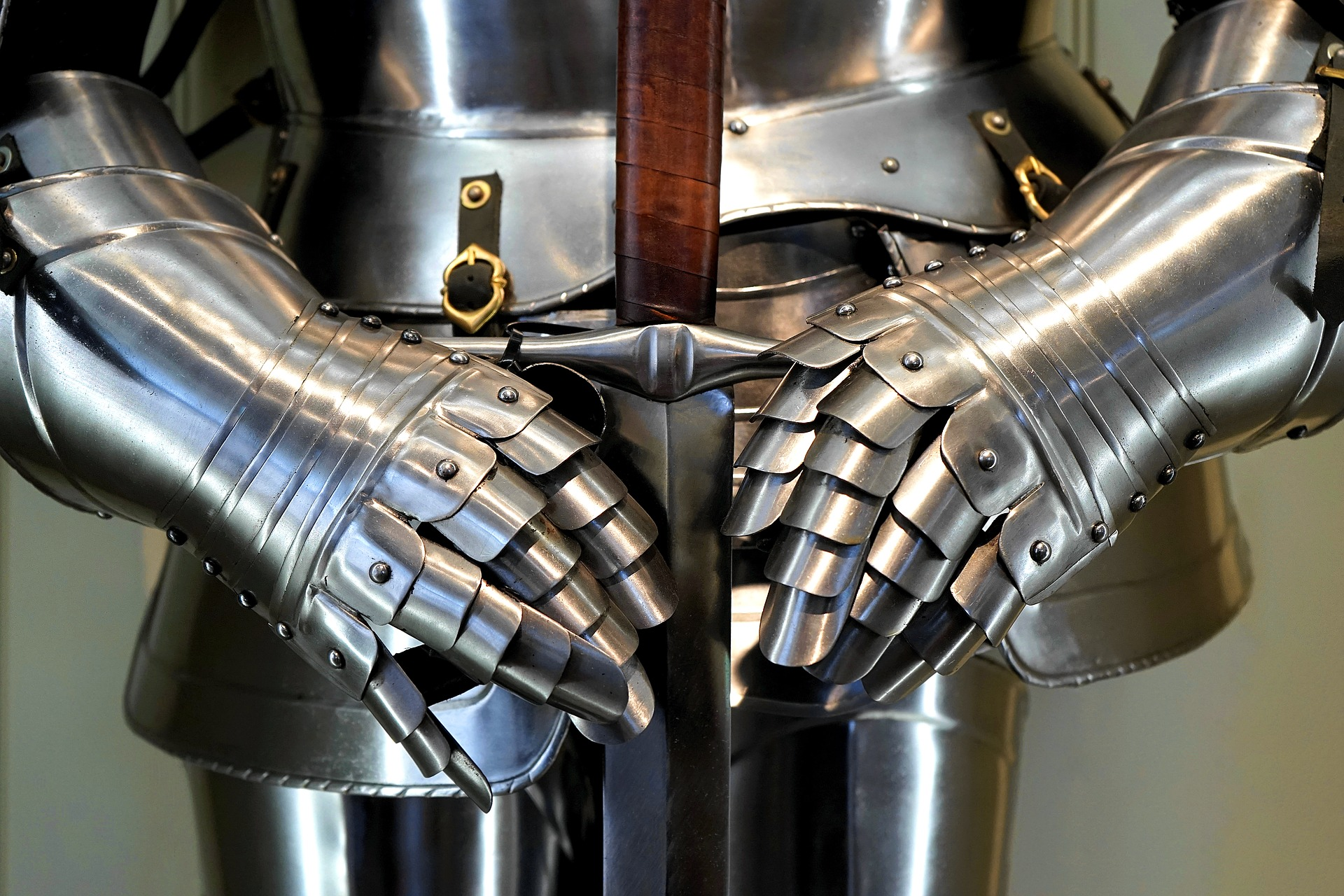 Medieval Weapons - sword and armour