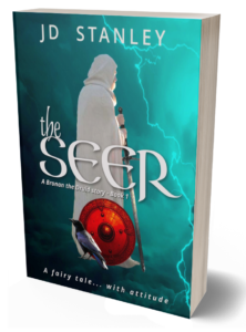 Historical sword fantasy, The Seer by JD Stanley