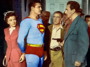 1951 Superman and Louis Lane