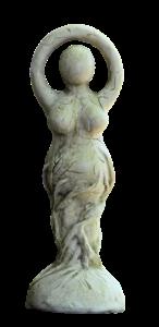 goddess statue - imbas
