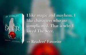 Review - The Seer, I like magic and mayhem