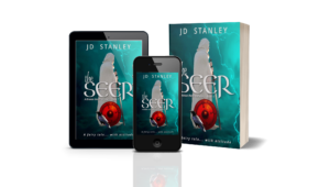 Historical sword fantasy book - The Seer by JD Stanley