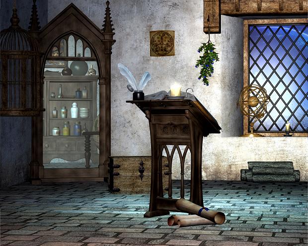 magic in fantasy stories