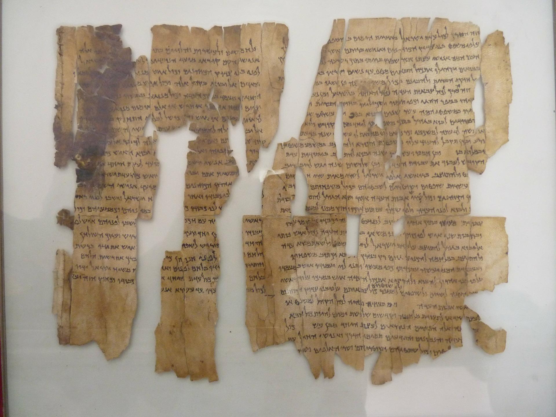 Egyptian magic on papyrus