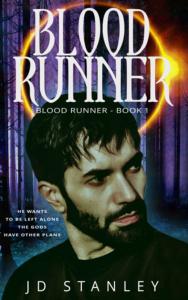 BloodRunner cover art, 500x800