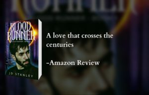Book Review - Blood Runner, a love that crosses the centuries