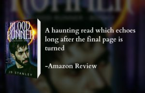 Book Review - Blood Runner, A haunting read which echoes long after the final page is turned